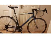BTwin 6061 Aluminium light weight Road bike