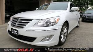 2012 Hyundai Genesis NO ACCIDENT | ALLOYS | SUNROOF| LEATHER| CE