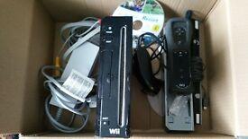 Wii station