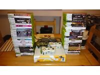 Xbox 360 with 50+ games