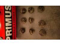 Metal door / drawer knobs