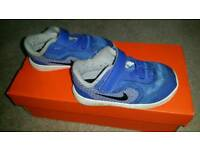 Boys Nike Trainers Infant size 4.5