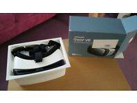 Samsung Gear VR Modified to take galaxy note 4