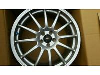 "5x100 18"" team dynamic alloys alloy wheels"