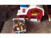 Fisher price little people farm animals