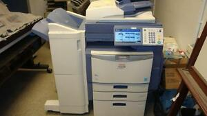 PHOTOCOPIER LIQUIDATION - B&W / Color, PLOTTERS, CUTTERS MORE