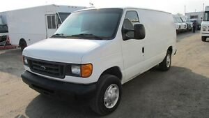 2007 Ford E150 Commercial