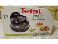 Tefal actifry 2 in 1 excellent condition big size