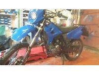 Skyteam st 125cc four stroke 12 months mot