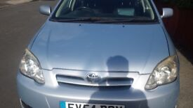 Toyota corrola 1.4 for sale