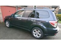 Great condition Forester. Low mileage for year, Full service history. 2 owners from new. 10 Mths MOT