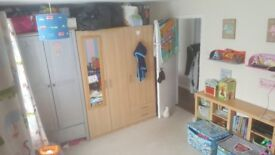 2 bed gff with private garden