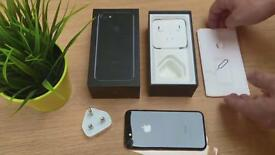 Apple iPhone 7 128GB Black Jet sim free Unlocked