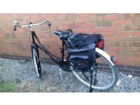 Raleigh Grace Dutch Bike - medium size - as new