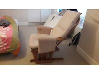 Breasfeeding chair