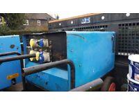 Stephill SSD6000 Diesel Generator