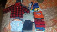lot of boy clothes 6-18 months
