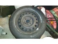 165/70 R14 - Car wheels x2