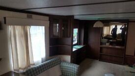 Static caravan, 10ft, 34ft, 2 bedroom