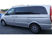 MERCEDES VIANO CAMPERVAN POSS PX FOR 4X4 # PRICE DROP# MUST SELL AS NEW VAN BOUGHT