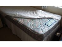 Quality single bed