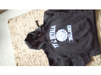 Boys hoodie with Reading FC logo - XS suit age 10 - 11