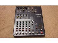 Yamaha PA Mixer MG82cx
