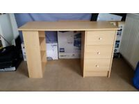 Free Working Desk - Pick up only