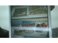 Ice Cream Freezer. In good working condition with some slight scratches. It is cash and collect.