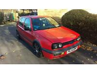 1995 Volkswagen Golf GTI + 1 year MOT + runs and drives excellent
