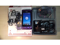 LG Cookie KP500 Mobile Phone - With Accessories