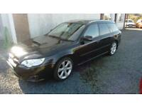 08 Subaru Legacy Auto AWD Boxer Diesel Estate Service History Leather Trim can Be seen ANYTIME