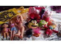joblot of toys