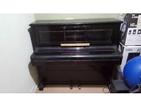 Upright Piano - B squire and son for collection from ground floor flat