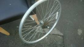 Bike wheel 26