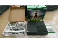 XBOX One with 1 controller