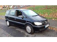 Vauxhall zafira 2005 manual 10 months mot