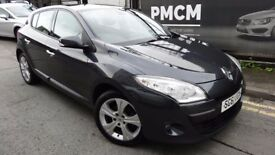 2011 Renault Megane 1.5DCI DYNAMIQUE T-TOM - FROM £23 PER WEEK- FULL MOT- not focus astra civic clio