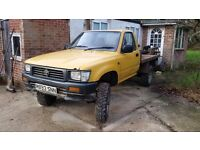Toyota hilux mk3 4x4 pickup export