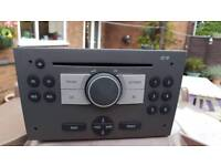 Vauxhall radio CD player
