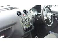 vw caddy van excellent condition
