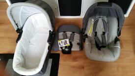 Hauck Shoper travel system reduced to 70£