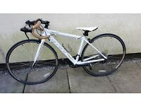 Carerra Zelos Road Bike Excellent Condition hardly used 40cm frame.