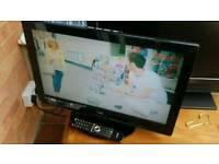 "LOGIK 24"" HD FREE VIEW LED TV"