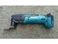 Makita 18v lxt multi tool DTM50