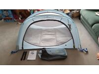 LittleLife Arc2 Travel Cot