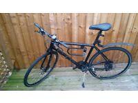 Trekking bicycle CUBE Hyde Aero