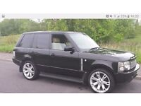 Range rover vouge for swap for sprinter lwb or crafter to value of 6000
