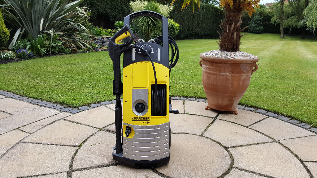 Karcher pressure washer first class condition in hindley green manchester gumtree - Karcher k7 85 ...