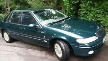 1997 NL Ford Fairlane 12  MONTHS REG LPG TOW BAR Emerald Cardinia Area Preview